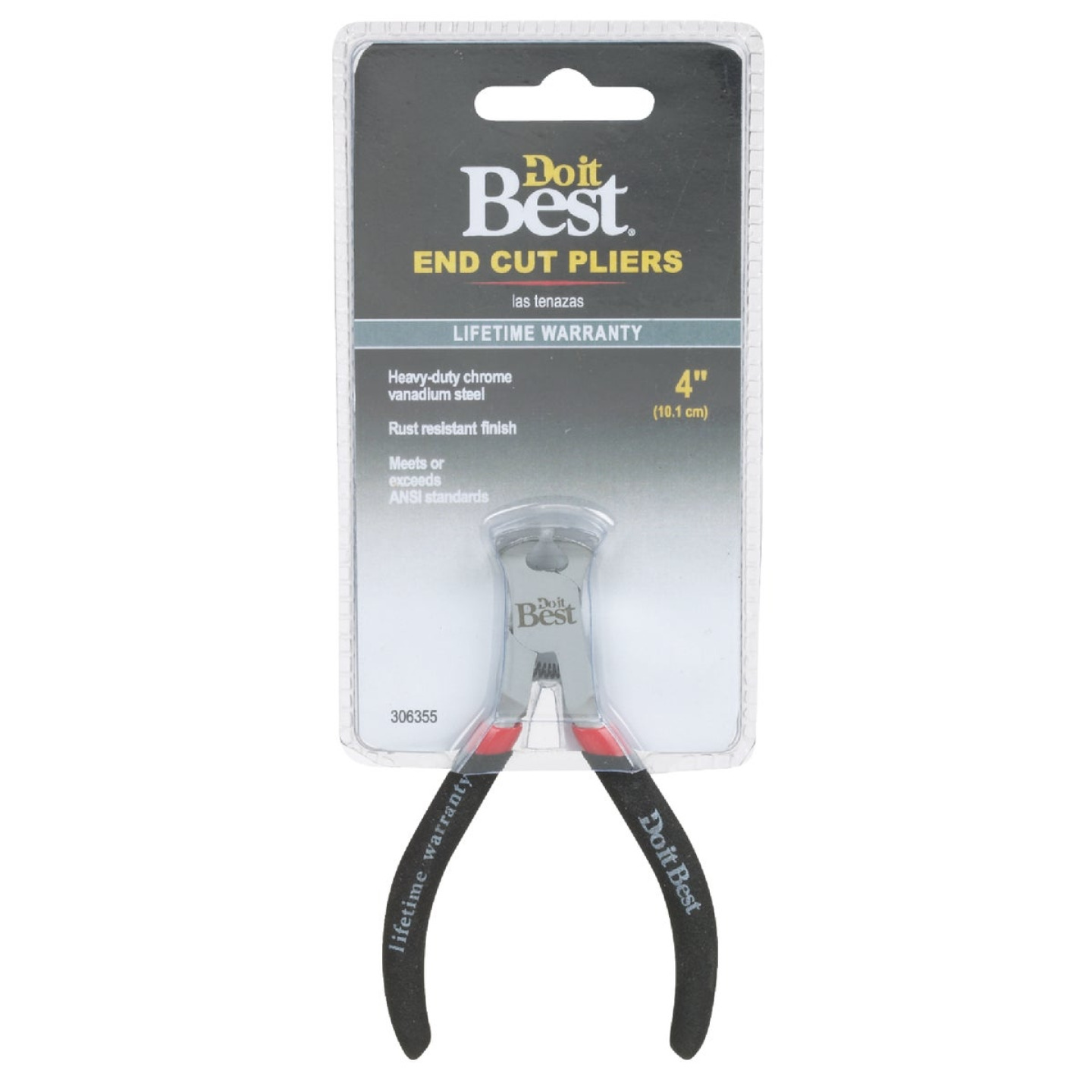 Do it Best 4 in. Hobby Cutting Nipper Image 2