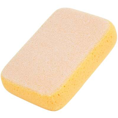Do it 7-1/4 In. L Tile Grout Sponge w/Scrubber
