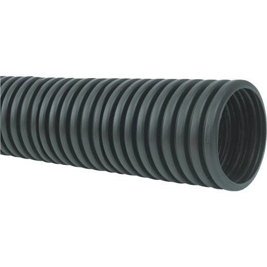 Advanced Basement 3 In. X 10 Ft. Polyethylene Corrugated Solid Pipe