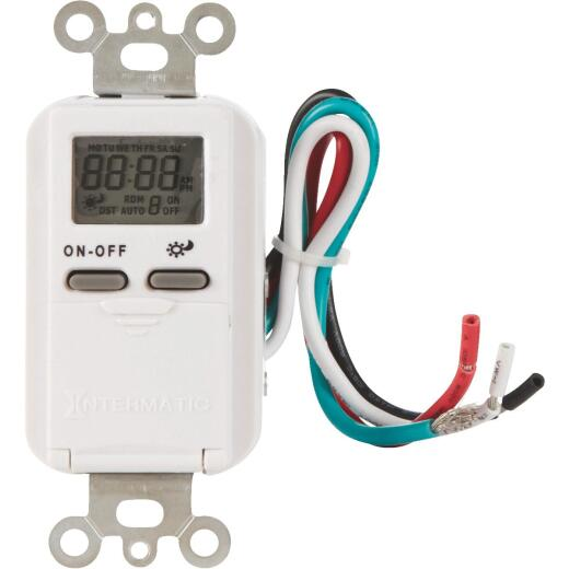 Intermatic 120V 15A 500W Electronic Timer