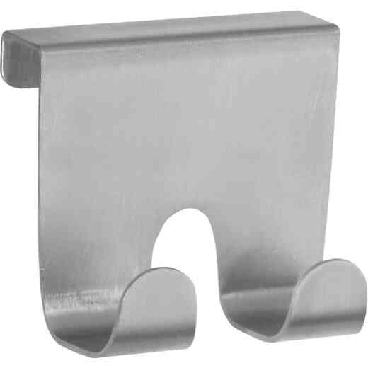 InterDesign Stainless Steel 2-3/4 In. Over-the-Door Hook