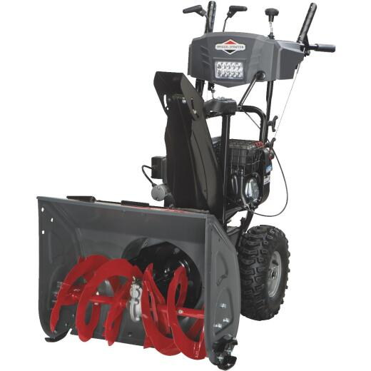 Briggs & Stratton 24 In. 208cc 2-Stage Gas Snow Blower