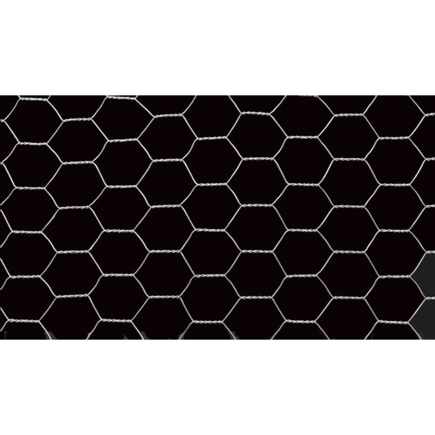 Do it 1 In. x 36 In. H. x 25 Ft. L. Hexagonal Wire Poultry Netting Image 3