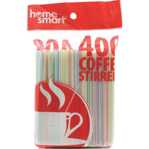 Home Smart Coffee Stirrer (400-Ct.)